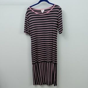 Stripped Julia dress